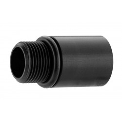 Bo Manufacture extension barrel 14mm+ to 14mm- -