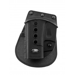 Bo manufacture Holster Pro ROTO + paddle pour S19 - Gaucher -