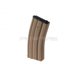 Specna Arms 120rds mid-cap Magazine for M4 AEG - TAN -