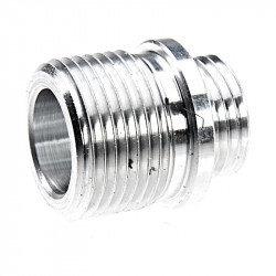 Armorer Works Thread Adaptor 14mm CCW Silver -