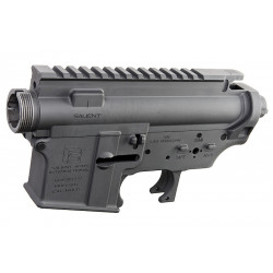 G&P SALIENT ARMS LICENSED body for M4 AEG - Grey -