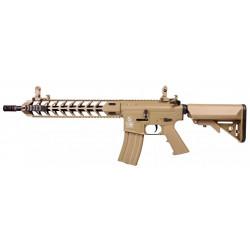 Cybergun M4 COLT Airline Mod A Tan Full métal AEG - TAN -