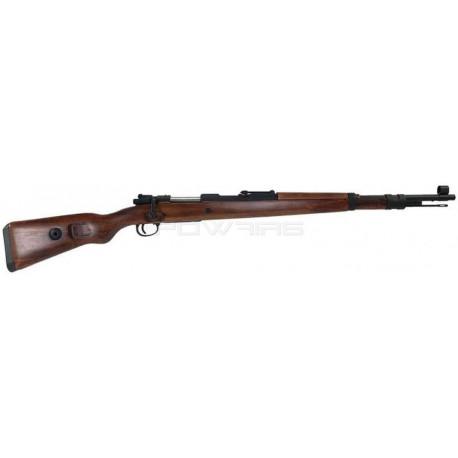 BO manufacture Kar98K à gaz métal et bois WWII series -