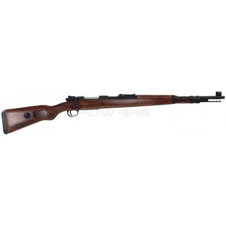 BO manufacture Kar98K gas rifle metal and wood -