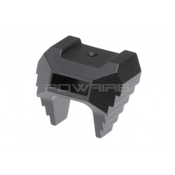 Laylax Quick Release Mag Catch for G&G ARP9 AEG - Black -