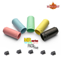 Maple Leaf set of 5 MR Hop Up Rubber with 5 nub for AEG -
