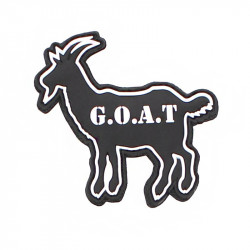 G.O.A.T. Velcro patch (Selectable)