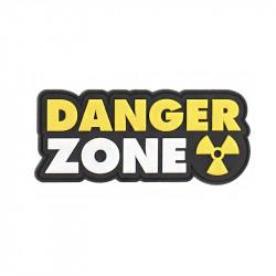 Danger Zone Velcro patch