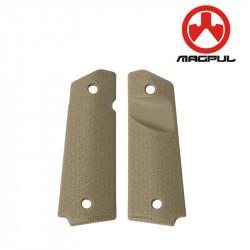 Magpul MOE® 1911 Grip Panels - FDE -