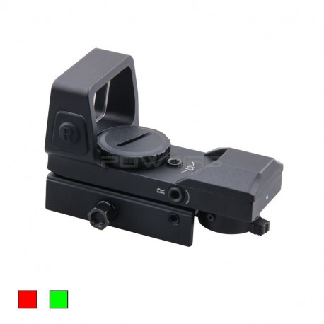 VectorOptics Sable 1x25x34 Red /Green Dot Sight -