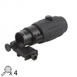 VectorOptics 4x Magnifier -