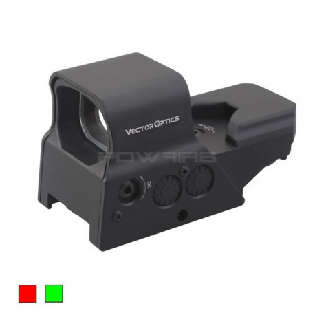 VectorOptics Red Dot Omega 8 Reticules -