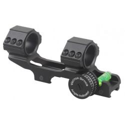 VectorOptics support déporté avec niveau pour lunette 30mm -