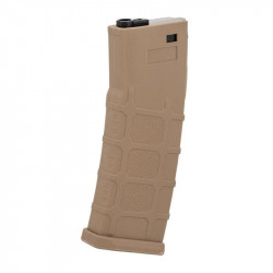 G&G 90rds polymer magazine for TR16 556 - TAN