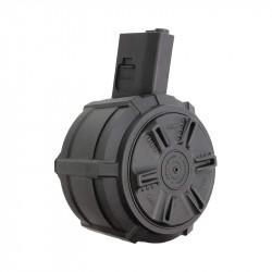 G&G chargeur drum hi-cap 2300 billes pour M4 -