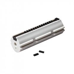 FPS Softair Piston ZERO-SHOCK 14 dents en métal -