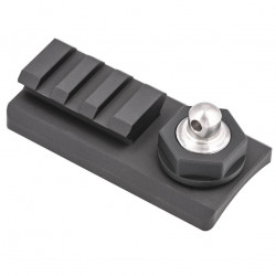 Accu-Tac Picatinny Sling Stud Rail Adapter -