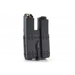 Tokyo Marui 220rd Shorty Dual Magazine for Tokyo Marui MP5 AEG -