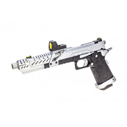 VORSK HI-Capa TITAN 7 gas GBB with red dot - Stainless
