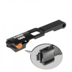 Maxx Model bras d'appui 4mm pour bloc hop-up SRG / SRE -