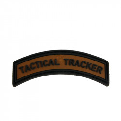 Patch TACTICAL TRACKER - Coyote -