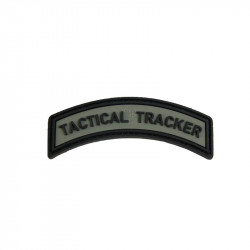 Patch TACTICAL TRACKER - Gris -