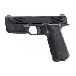 AW Custom Hudson H9 Parallel Training Weapon GBB - BLACK
