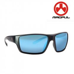 Magpul TERRAIN polarisée noir verres miroir bleu -