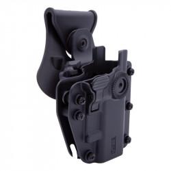 SWISS ARMS ADAPTX LEVEL 3 Ambidextrous Universal Holster - Black -