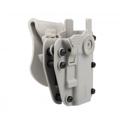 SWISS ARMS Holster ADAPTX LEVEL 3 Ambidextre Universel - Urban Grey -