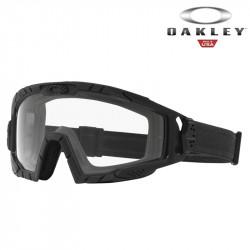 Oakley SI Ballistic Goggle 2.0 EN noir clair -