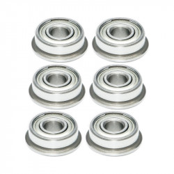 Maxx Model 7mm bearing bushing (set of 6) -