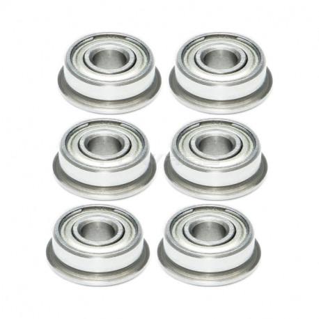 Maxx Model 7mm bearing bushing (set of 6) -