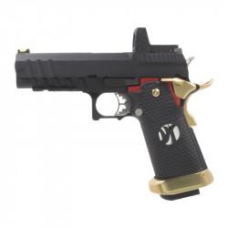 AW Custom HX2601 FULL gaz avec red-dot noir -