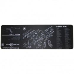 VectorOptics Tapis de travail néoprène AK47 Gun 90 x 30 cm