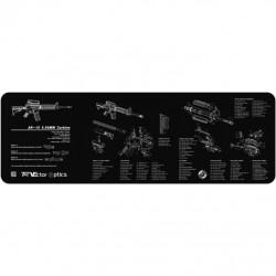 VectorOptics Tapis de travail néoprène AR15 Gun 50 x 31 cm