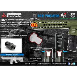 Airtech Studios Stabilisateur de canon interne IBS pour G&G Predator -