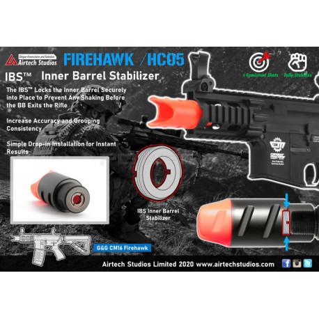 Airtech Studios IBS Inner Barrel Stabilizer for G&G Firehawk -