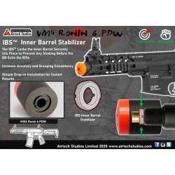 Airtech Studios Stabilisateur de canon interne IBS pour KWA Ronin 6 & TK.45C -