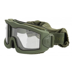 Lancer Tactical Masque Thermal AERO - OD clear -