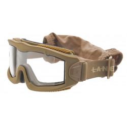 Lancer Tactical Masque Thermal AERO - Tan clear