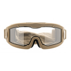 Lancer Tactical Thermal Mask AERO - Tan clear