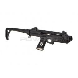 AW Custom réplique VX0300 gaz noir -