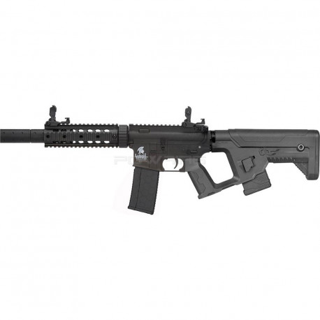 Lancer Tactical AEG LT-15 GEN2 ALPHA Stock - black -