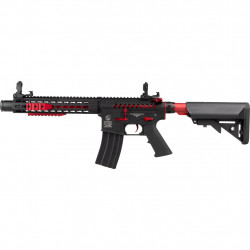 Cybergun Colt M4 Blast Red Fox AEG Full metal Mosfet -