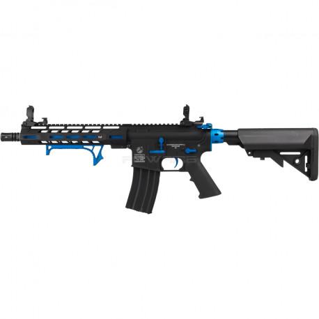 Cybergun Colt M4 Hornet AEG Full metal Mosfet - Blue -