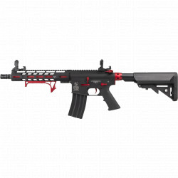 Cybergun Colt M4 Hornet AEG Full metal Mosfet - Red
