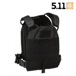5.11 PRIME Porte-plaques - Noir (S/M, L ou XL) -