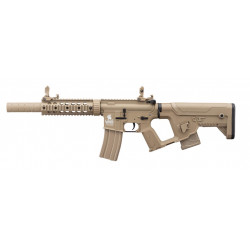 Lancer Tactical AEG LT-15 GEN2 ALPHA Stock - Tan