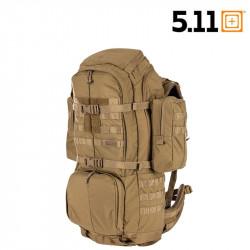 5.11 Sac Rush 100 - 60Litres- L/XL - Kangaroo -